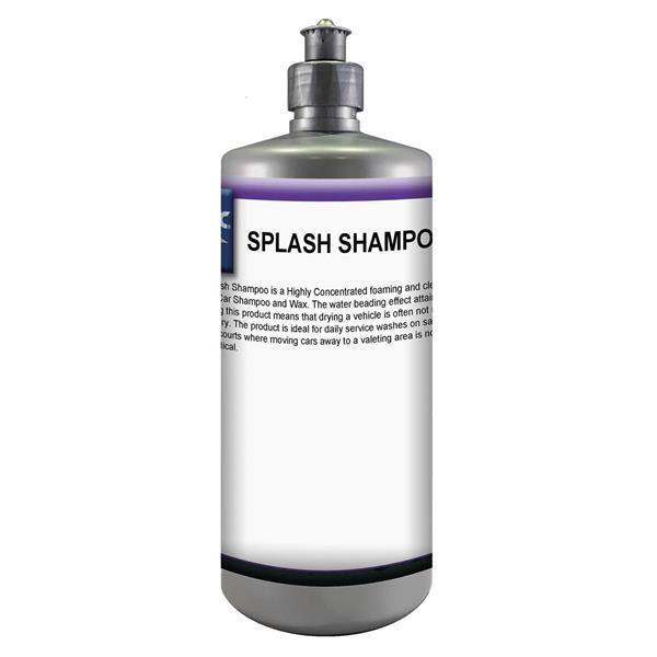 Splash Shampoo 1 l - Vahashampoo