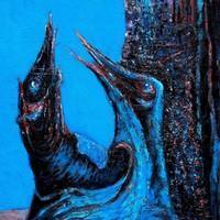 SAMMAL: SUULIEKKI-BLUE LP