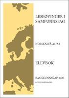 Leseøvinger i samfunnsfag A1/A2 - Elevbok 15stk
