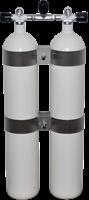 2 x 8,5 ltr. 230 Bar Concav