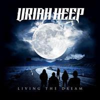 URIAH HEEP: LIVING THE DREAM CD+DVD
