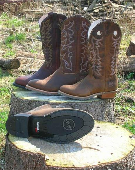 The Western Boot