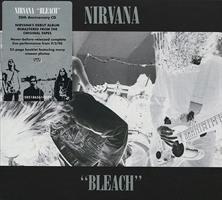 NIRVANA: BLEACH-20TH ANNIVERSARY DELUXE CD