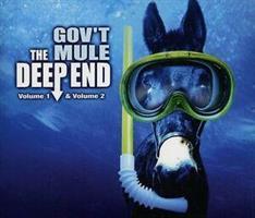 GOV'T MULE: THE DEEP END VOL.1 & VOL.2 3CD