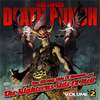 FIVE FINGER DEATH PUNCH: WRONG SIDE OF HEAVEN...VOL.2 CD+DVD