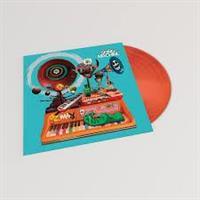 GORILLAZ: SONG MACHINE-SEASON ONE-ORANGE LP