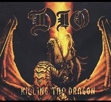 DIO: KILLING THE DRAGON-LIMITED EDITION CD