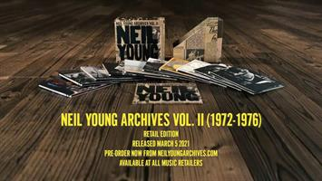 YOUNG NEIL: NEIL YOUNG ARCHIVES VOL. II 10CD
