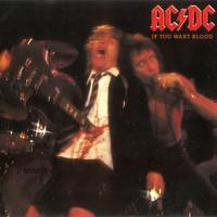 AC/DC: IF YOU WANT BLOOD YOU'VE GOT IT LP