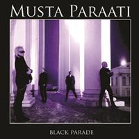 MUSTA PARAATI: BLACK PARADE LP