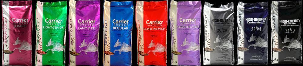 Tørrfor Carrier