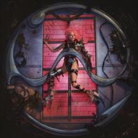 LADY GAGA: CHROMATICA-MILKY CLEAR LP