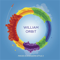 ORBIT WILLIAM: PIECES IN A MODERN STYLE 2