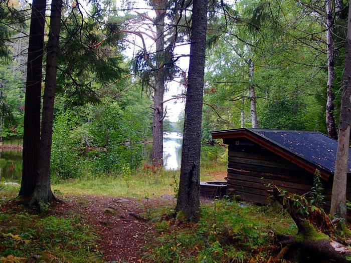 Upplandsleden etapp 15 Marma – Älvkarleby – Långhäll 22,1 km