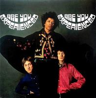 HENDRIX JIMI THE EXPERIENCE: ARE YOU EXPERIENCED 2LP