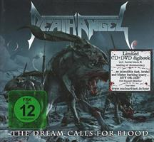 DEATH ANGEL: THE DREAM CALLS FOR BLOOD-DIGIBOOK CD+DVD