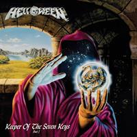 HELLOWEEN: KEEPER OF THE SEVEN KEYS PART ONE LP