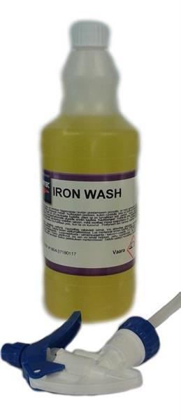 Iron Wash 1 l - Raudanpoistoaine