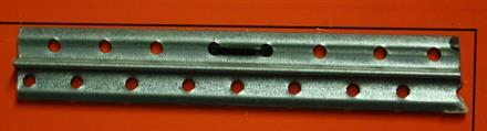 Ohjurilista SINK. 6 x 21 mm x 2500 mm / 50 kpl