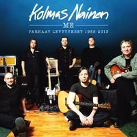 KOLMAS NAINEN: ME - PARHAAT LEVYTYKSET 1985-2013 2CD
