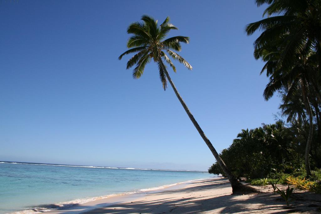 Taurangi, Rarotonga, Cook Islands