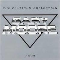 MOORE GARY: THE PLATINUM COLLECTION 3CD