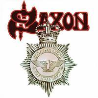 SAXON: STRONG ARM OF THE LAW LP