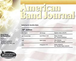 AMERICAN BAND JOURNAL 336 - 339