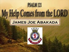 MY HELP COMES FROM THE LORD