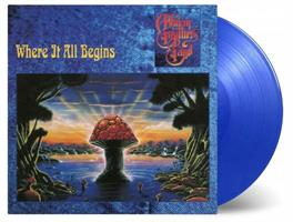 ALLMAN BROTHERS BAND: WHERE IT ALL BEGINS-LTD. BLUE 2LP