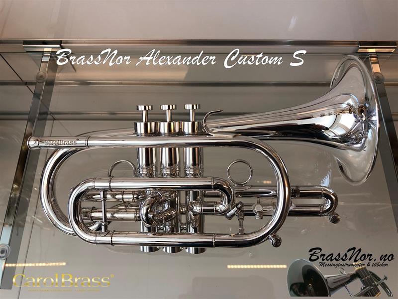 BrassNor Alexander Custom S kornett
