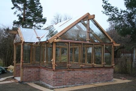 ny sida för  växthus