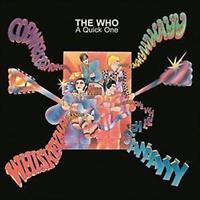 WHO: A QUICK ONE-MONO LP