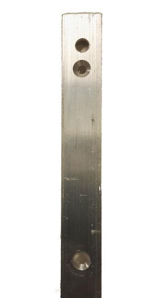 QCR-Aluskinne 300 cm
