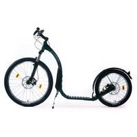 Kickbike CrossMax 20HD mørk grønn