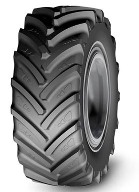Traktordäck Radial 600/65R28 (16.9R28) LingLong. Art.nr:600351