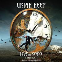 URIAH HEEP: LIVE AT KOKO 2CD+DVD
