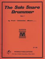 THE SOLO SNARE DRUMMER - VOL 1