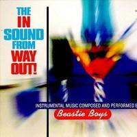 BEASTIE BOYS: THE IN SOUND FROM WAY OUT LP