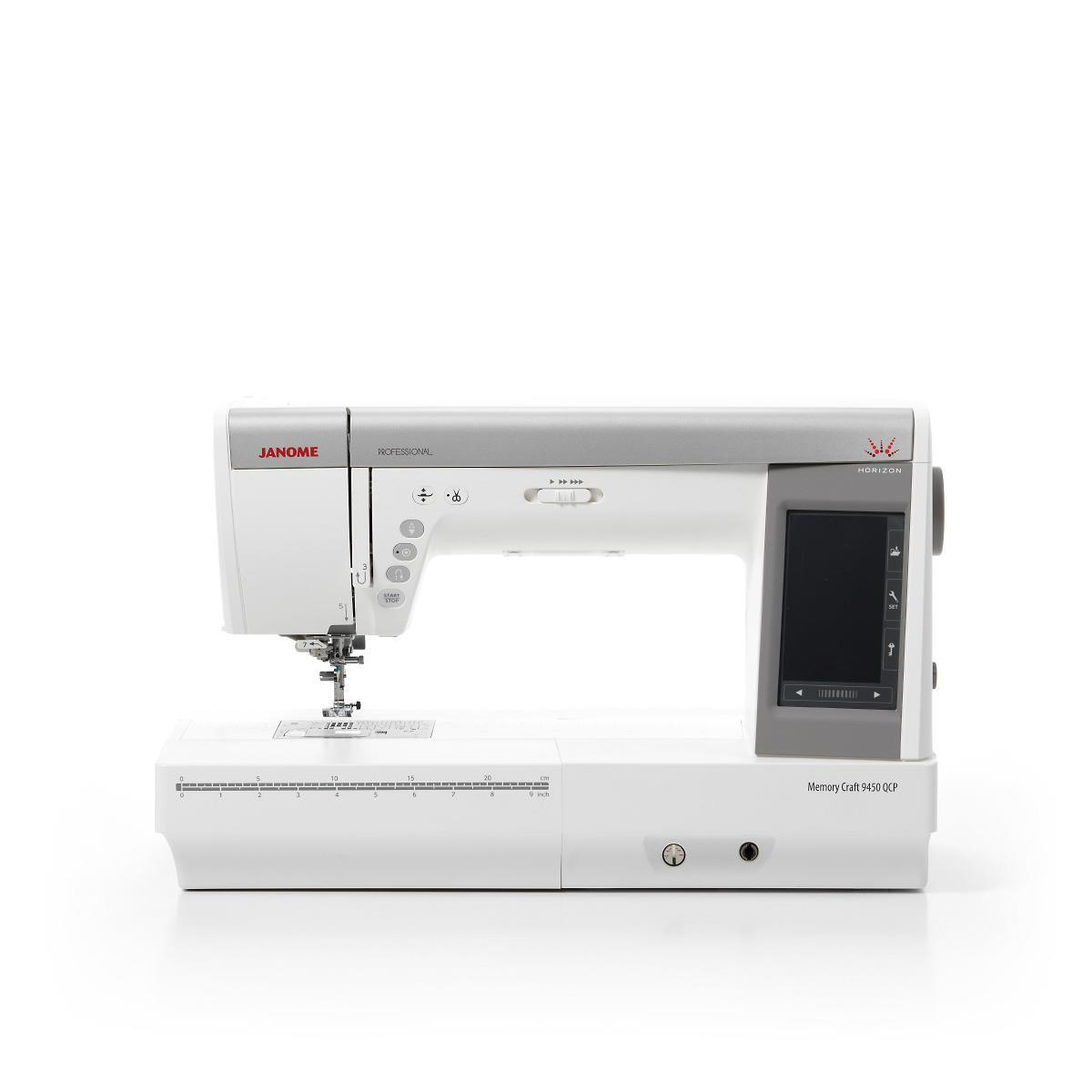 Janome: Memory Craft Horizon 9450QCP