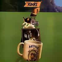 KINKS: ARTHUR (OR THE DECLINE & FALL OF BRITISH EMPIRE) LP