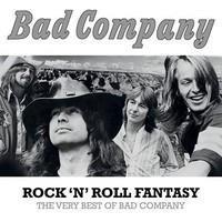 BAD COMPANY: ROCK 'N' ROLL FANTASY: VERY BEST OF (LP)