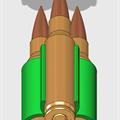 Jaktklipsen Rifle mini 308