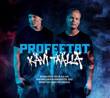 PROFEETAT (CHEEK/ELASTINEN): KÄVI TÄÄLLÄ CD+DVD+BLU-RAY