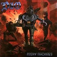 DIO: ANGRY MACHINES 2CD