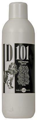 D101 Dog Sjampo extra