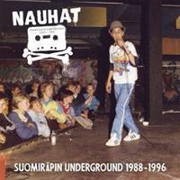 NAUHAT-SUOMIRÄPIN UNDERGROUND 1988-1996 2LP
