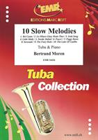 10 SLOW MELODIES for TUBA & PIANO