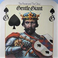 GENTLE GIANT: THE POWER AND THE GLORY LP