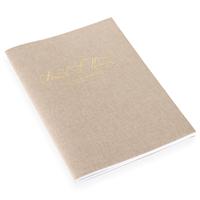 Brush Lettering Workbook Sand